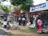 'Book festival' ou 'Salon du Livre' façon birmane (Rangoun)